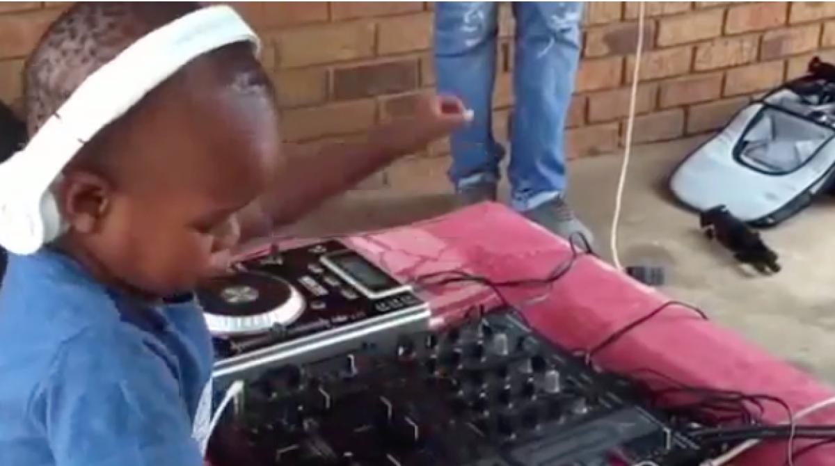 Hey Mr. DJ [video]